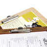 Image of Wooden Landscape Clipboards