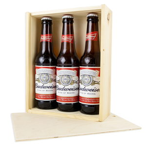 Image of 3 Bottle (330ml) Beer Box