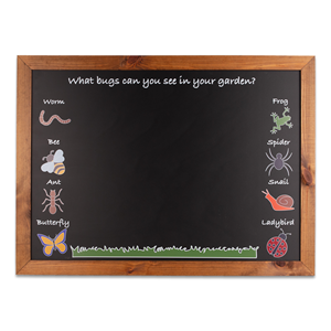Image of Outdoor Bug Chalkboard/Blackboard