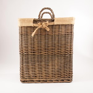 Image of Large Chunky Weave Basket
