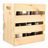Image of 6 Bottle Wine Crate