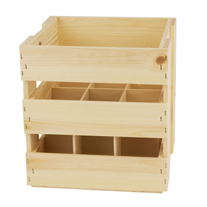 Image of 9 Bottle Lager Crate (330ml)