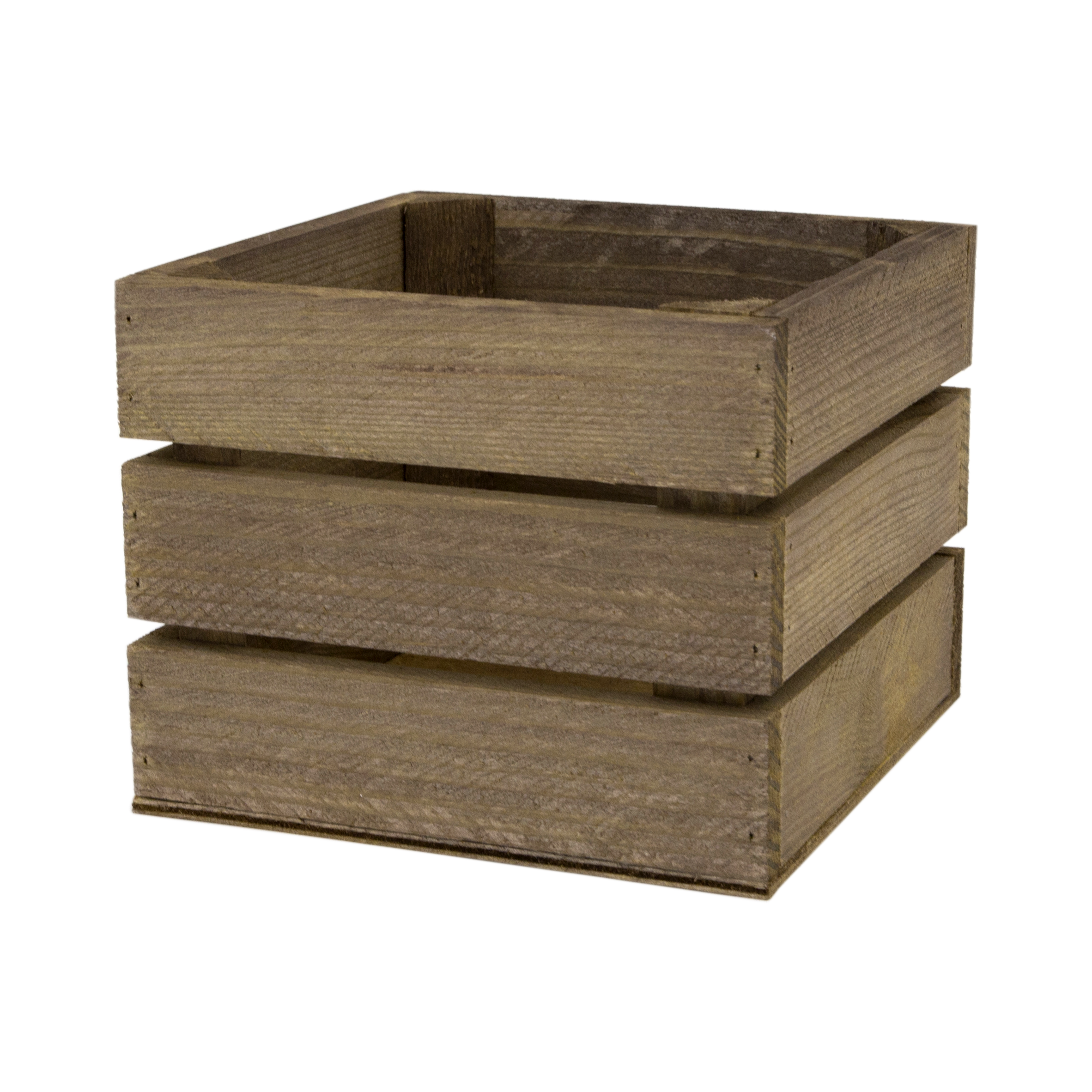 Small Square Wooden Crate Woodenboxuk