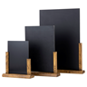 Image of Hardwood Table Top Chalkboards