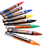 Image of Assorted Thin (Pack of 8) Liquid Pens