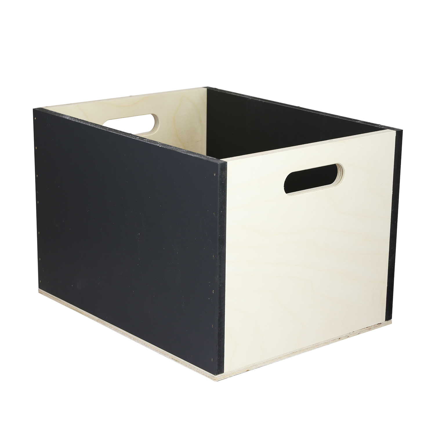 Merveilleux Chalkboard Stackable Storage Box