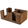 Image of Wooden Bar Caddy
