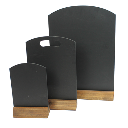 Image of Table Top Chalkboards (EasytoClean)