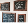Image of Chunky Framed Chalkboards - EasytoClean
