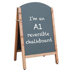 Image of Quality Reversible A-Board