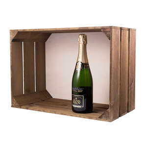 Image of Large Rustic Display Crate