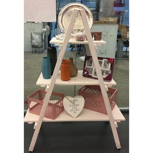 Image of Homeware Ladder Display