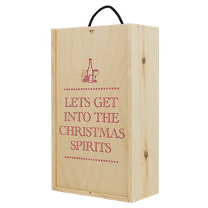 Image of 2 Bottle Christmas Box