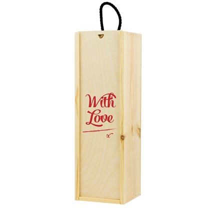 Image of 'With Love' 1 Bottle Sliding Lid