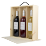 Image of 10x 3 Bottle Wine Boxes with Free Print
