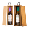Image of One Bottle Sliding Lid Wine Box