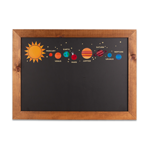 Image of Planet Chalkboard
