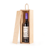Image of One Bottle - Plywood Wine Box