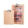 Image of Premium Wooden Clipboard