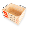 Image of Christmas Stocking Crate
